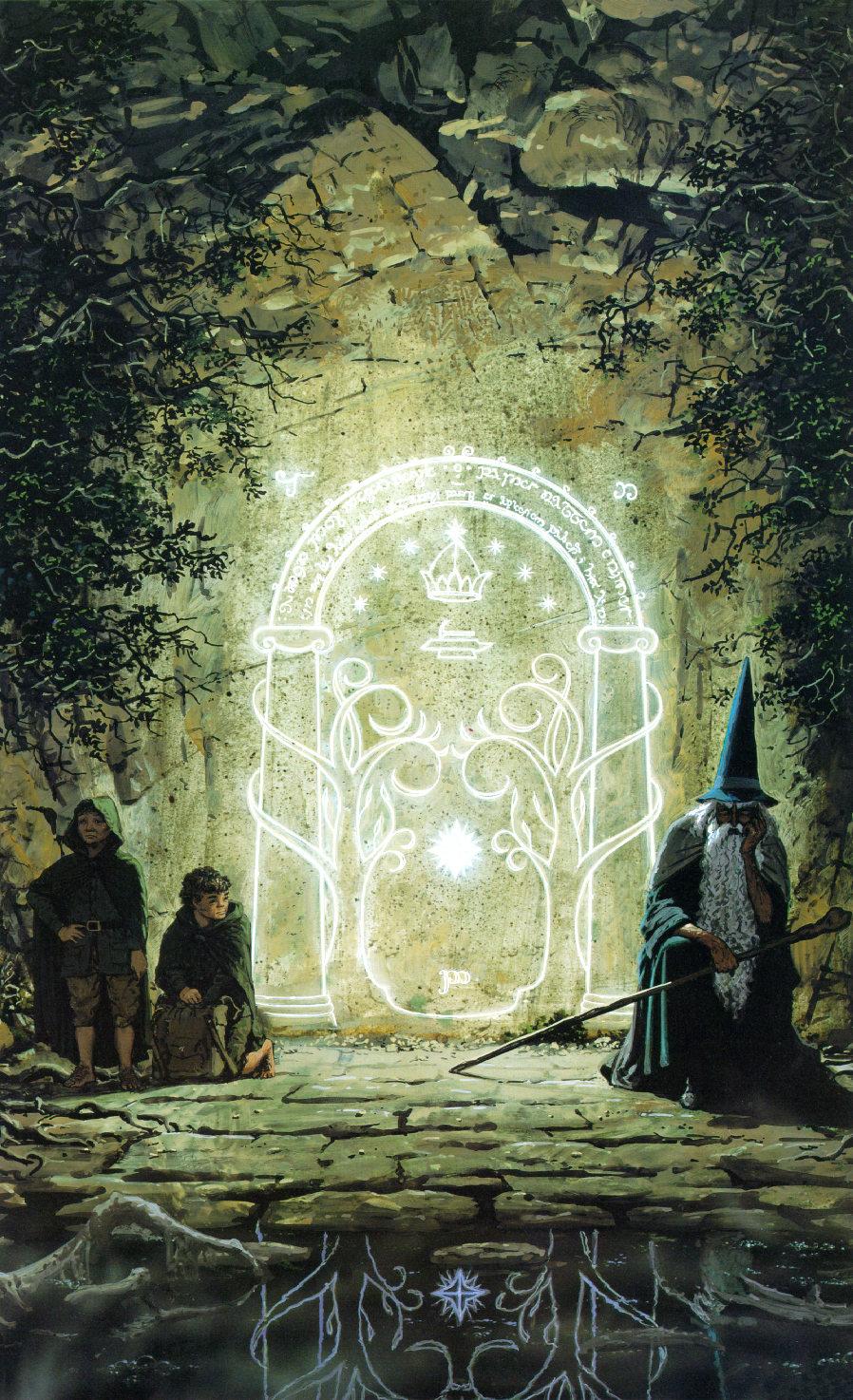 Teatro sobre los Cuentos de Tolkien